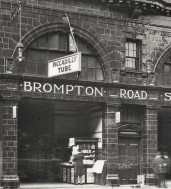 Hidden London: Brompton Road (Online Digital Tour)